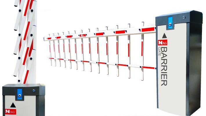 BR660FET Fence Arm Barrier Gate – Jada Perkasa